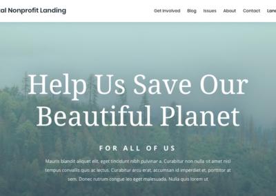 Invirolmental Nonprofit